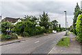 TQ2359 : Fir Tree Road by Ian Capper