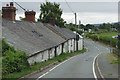SJ2618 : Canal Cottages, Four Crosses by Stephen McKay