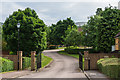 TQ2358 : Woodlands Gardens by Ian Capper