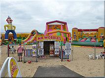TG5307 : Mr Wobbles by Robin Webster