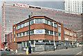 J3474 : Nos 1-5 Albert Square, Belfast (August 2018) by Albert Bridge