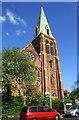 SK6004 : St Saviours Church, St Saviours Road by Roger Templeman