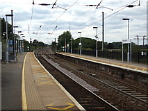 TM0932 : Manningtree Railway Station by Adrian Cable