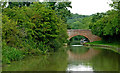 SP6687 : Grand Union Canal south of Laughton, Leicestershire by Roger  Kidd