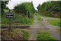 SJ1208 : Heniarth Crossing by Stephen McKay