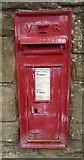 NZ2857 : Victorian postbox on Rockcliffe Way, Eighton Banks by JThomas