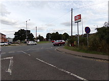 TM0932 : Station Road, Lawford by Adrian Cable