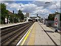 TQ1678 : Boston Manor Underground station, Greater London by Nigel Thompson
