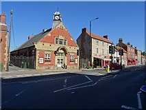 SK5993 : Public Library, Tickhill by Philip Halling