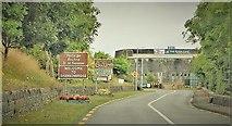 M9625 : Entering Shannonbridge, R357 by N Chadwick