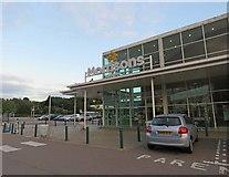 SK5802 : Morrisons Aylestone Road Leicester by Andrew Tatlow