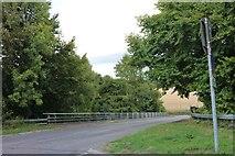 SU4553 : Bridge over the A34, Litchfield by David Howard