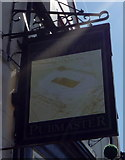NZ3958 : Sign for the Colliery Tavern, Sunderland by JThomas