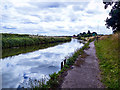 SK8774 : The Fossdyke Navigation at Drinsey Nook by Graham Hogg