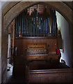 TF0436 : The Church of St Botolph: The Organ by Bob Harvey