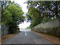 TM1131 : School Lane, Mistley by Adrian Cable