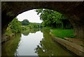 SP6787 : Grand Union Canal south-east of Laughton in Leicestershire by Roger  Kidd