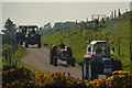 NH7995 : Dornoch Tractor Rally 2018 at Skelbo by Andrew Tryon