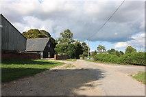 SU5632 : Manor Farm, Itchen Stoke by David Howard