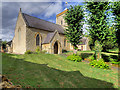 SP7551 : The Church of St Mary the Virgin, Church End by David Dixon