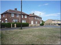 NZ3664 : Houses on Boldon Lane, South Shields by JThomas