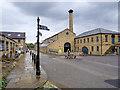 SK3899 : Powerhouse Square, Elsecar : Week 34