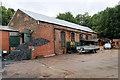 SK3899 : Elsecar Heritage Centre, Furnace Yard by David Dixon