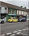SS9392 : Nantymoel Pharmacy, 22 Ogwy Street, Nantymoel by Jaggery
