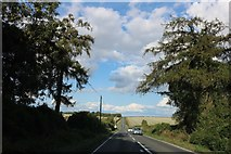 SU4338 : The A30 west of Sutton Scotney by David Howard