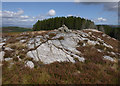 NH5133 : Summit, Creag Àrd by Craig Wallace