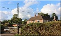 SU4454 : Lower Woodcott Farm by David Howard