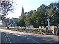 SU7507 : St John The Baptist Church Westbourne by Chris Gunns