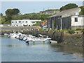 SW5537 : East Quay, Hayle Harbour by Chris Allen