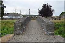 S2034 : Footbridge, Clashawley River by N Chadwick