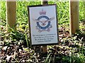 TG1520 : RAF Swannington - Avenue of Remembrance by Evelyn Simak