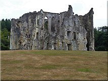 ST9326 : Old Wardour Castle [5] by Michael Dibb