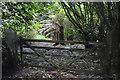 SW7730 : Gate, Penjerrick Wood by N Chadwick
