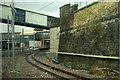 SD7108 : Railway lines near Bolton station by Mike Pennington