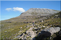 NG9361 : On the approach to Coire Mhic Fhearchair by Julian Paren