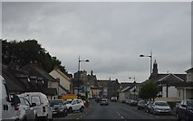 S0740 : Rock of Cashel from Upper Friar St by N Chadwick