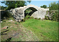 ST6557 : Repaired Bridge over dry dock on Somerset Coal Canal by Rick Crowley