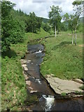 SK1695 : River Derwent, Slippery Stones  by JThomas