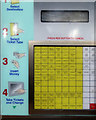 SD8010 : Metrolink Phase 1/2 Ticket Machine (detail 1) by David Dixon