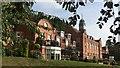 SK3185 : Whiteley Wood House by Graham Hogg