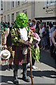 TQ8209 : Jack in the Green Festival 2018 by N Chadwick