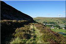 SE0511 : Colne Valley Circular Walk towards Ellen Clough by Ian S