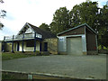 SE1238 : Boathouse of the Bradford Amateur Rowing Club by Stephen Craven