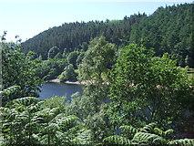 SK1786 : A glimpse of Ladybower Reservoir by JThomas