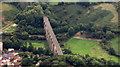 ST6163 : Pensford Viaduct from the air by Derek Harper