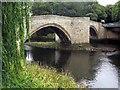 NU2406 : Warkworth Bridge by Andrew Curtis